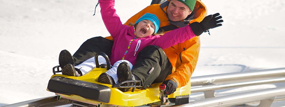 Winter Thrill Rides at Cranmore Mountain